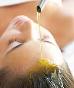 שמן זית בריא לשיער?