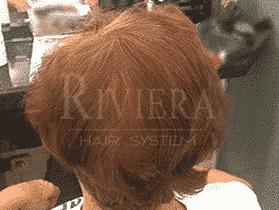 אחרי ריביירה ממלא שיער