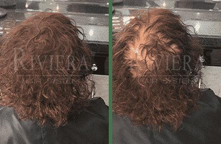 מעבה שיער מתולתל וגלי