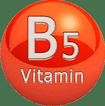 ויטמין B5 לשיער