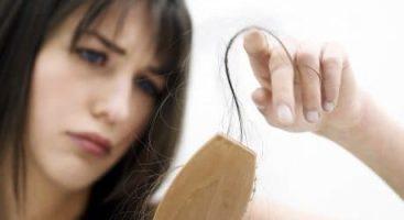 שיער דליל ונושר